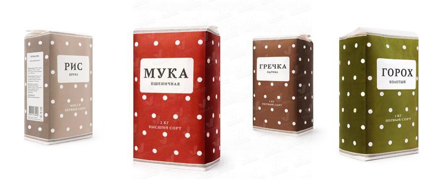 Советский стиль в дизайне упаковки